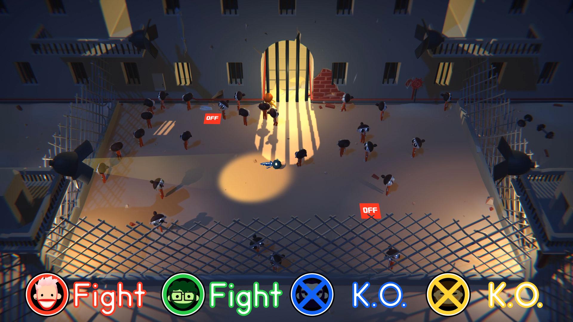 Screenshot prison