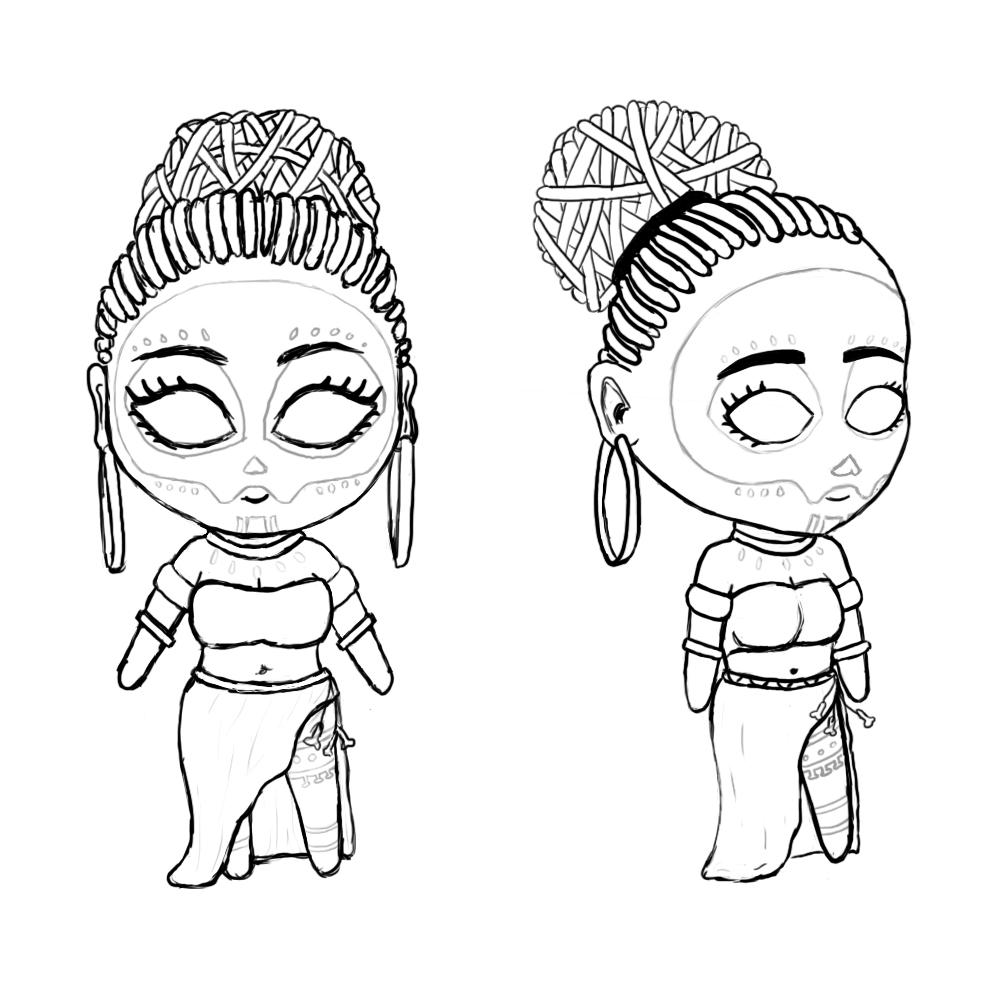 Personagem V2 Sketches2