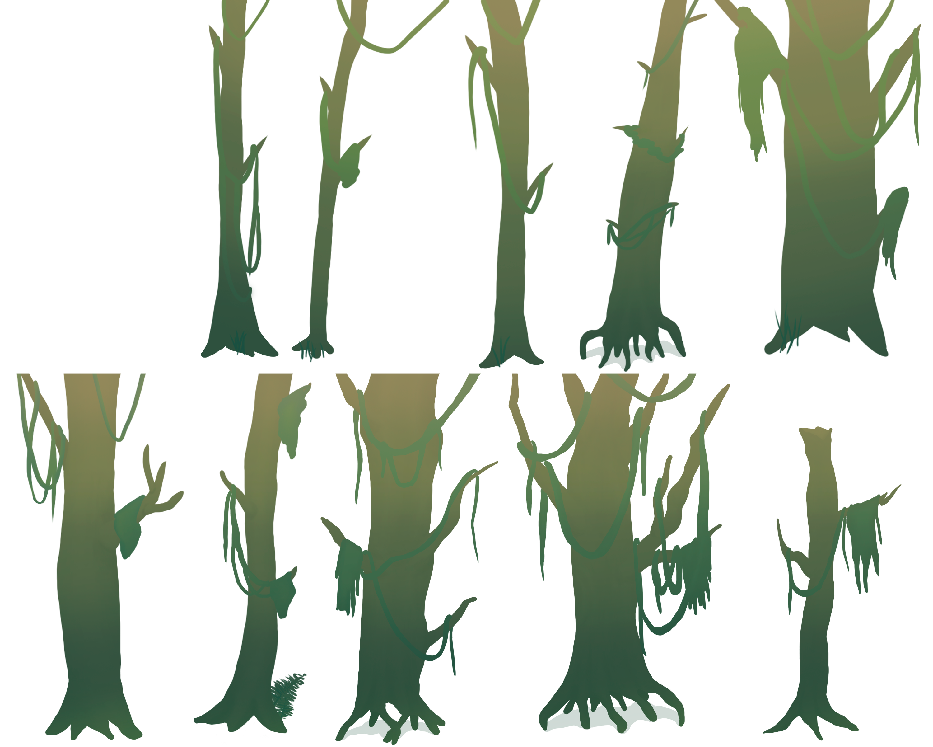 Trees Plane3