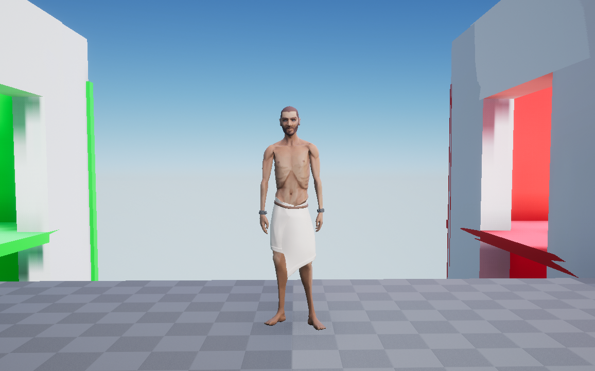 Character Model & Texture