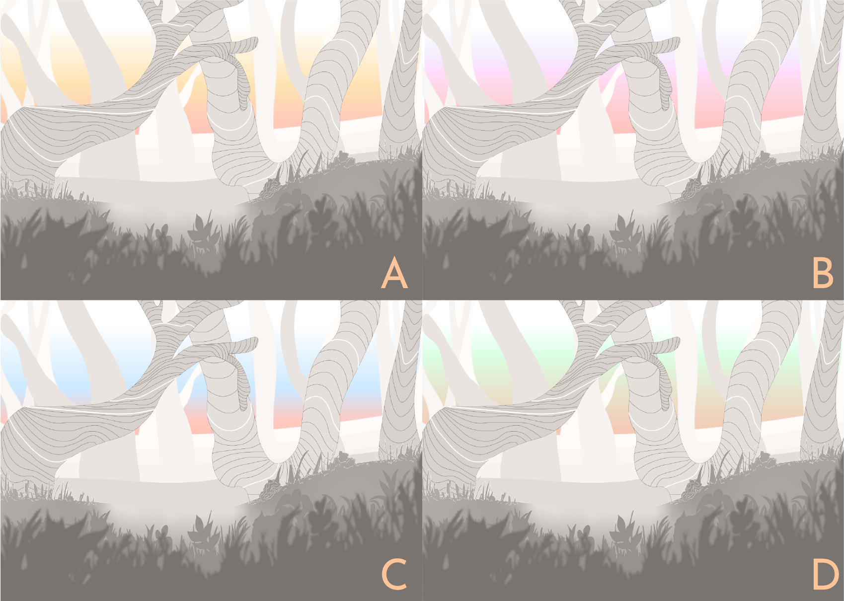 poll background