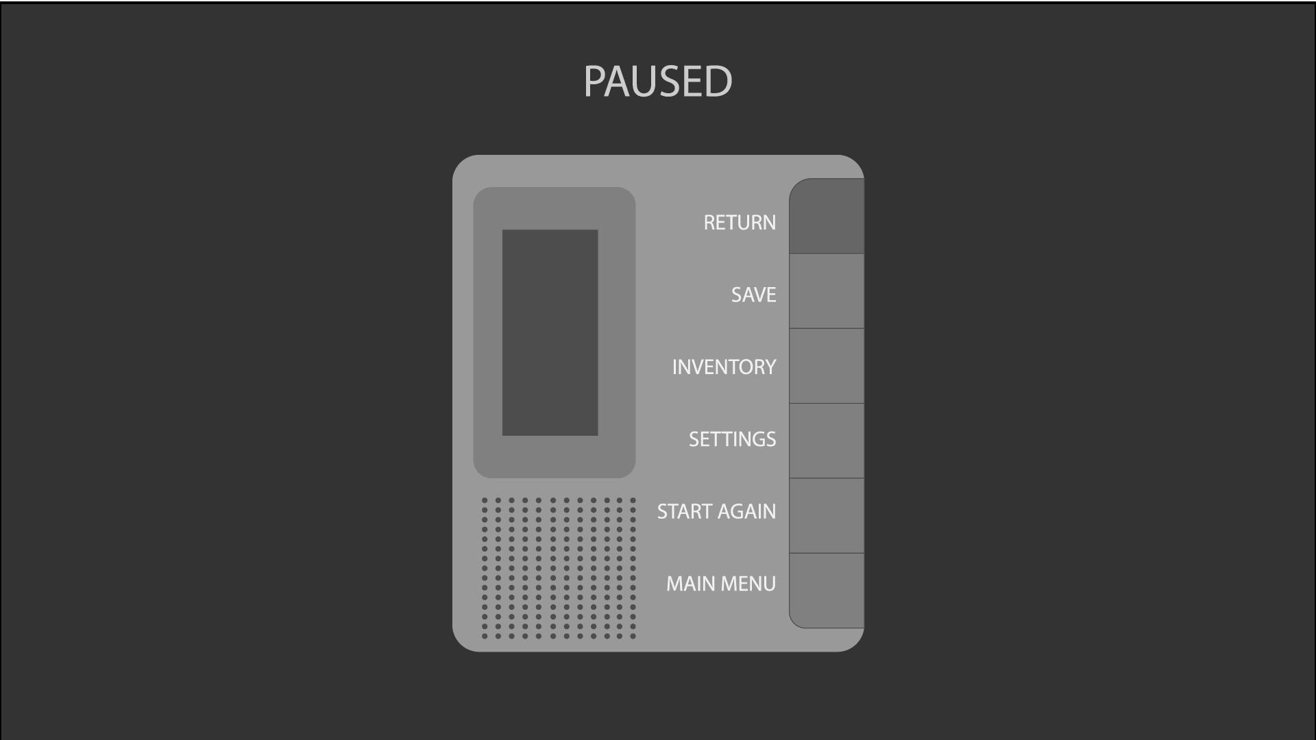 screens Pause