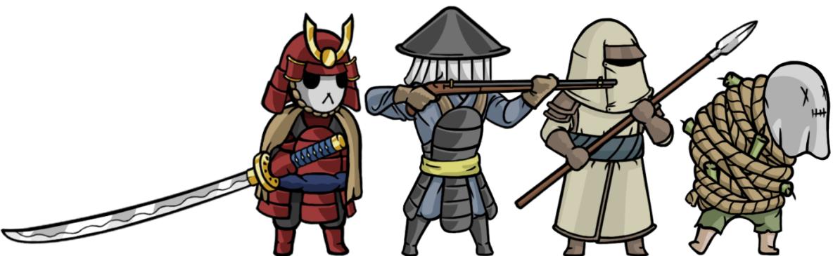 all enemies