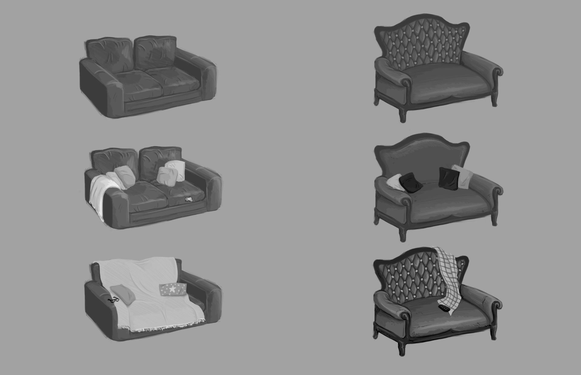 Objetos concept2