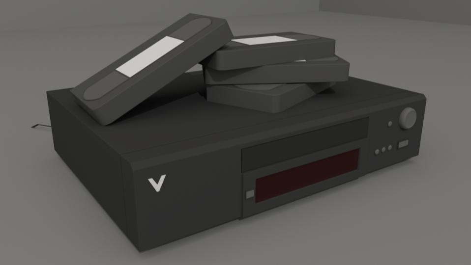 VCR post