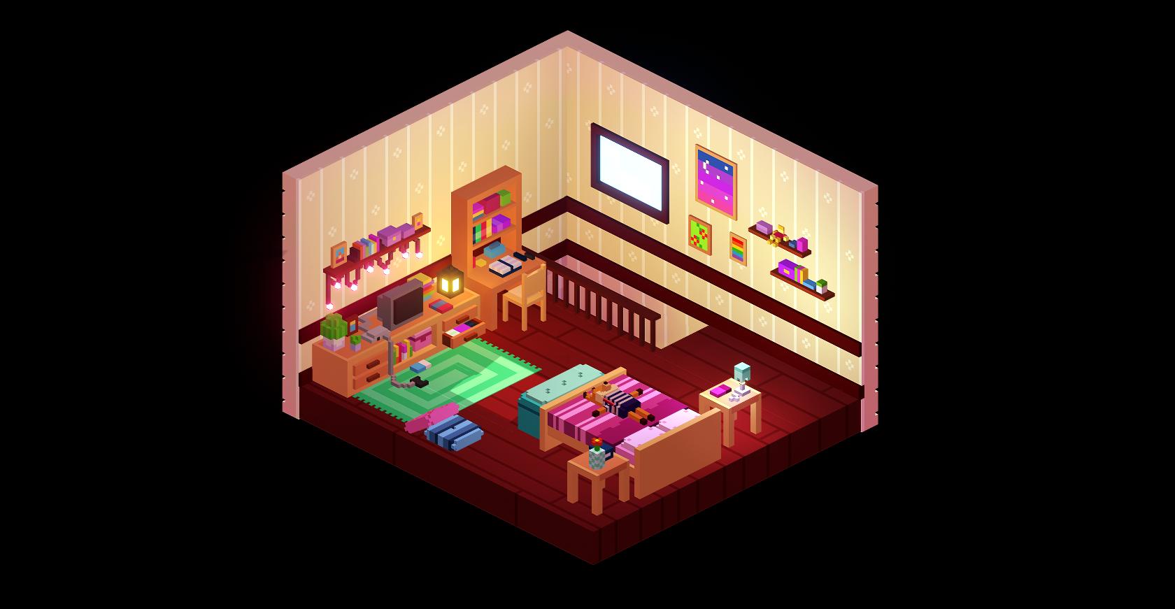 nur bedroom