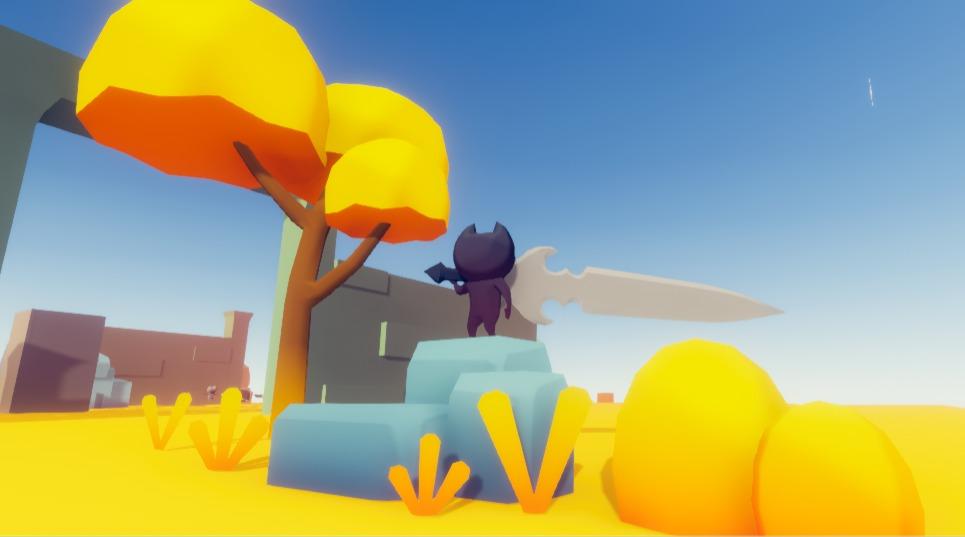 Environment Screenshot