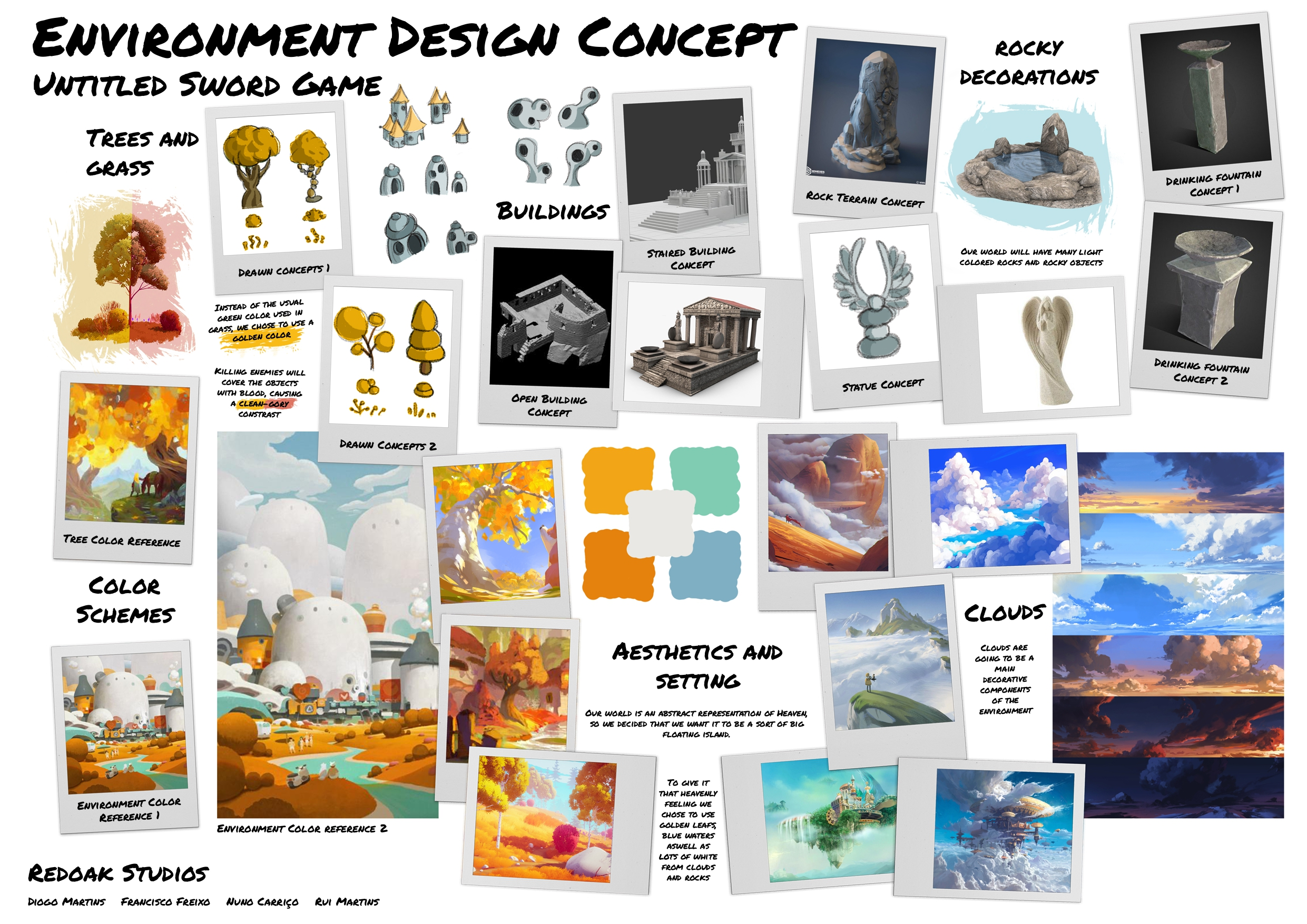 Prancha Environment Concept page