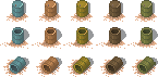 barrel sprites