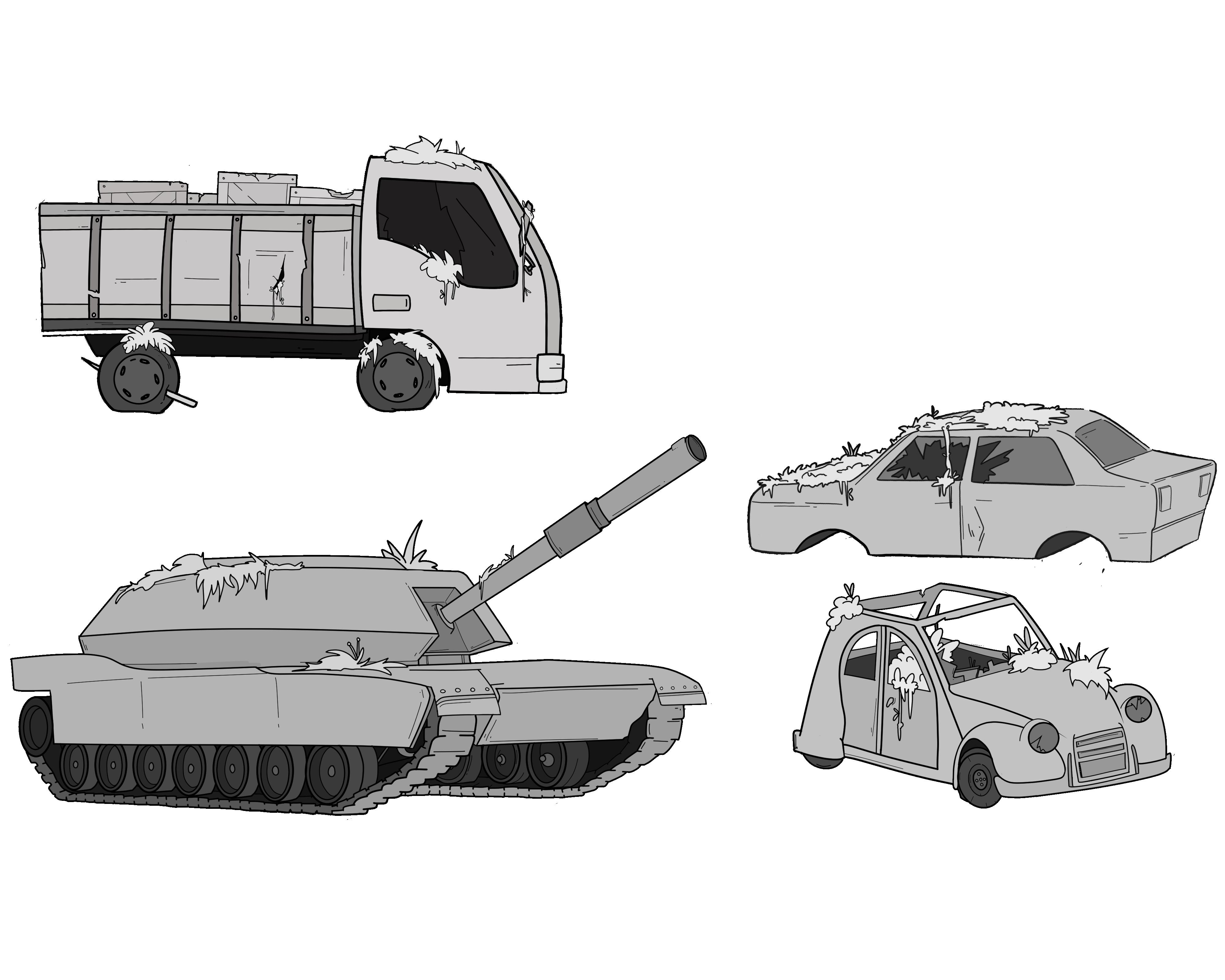 Cars bg