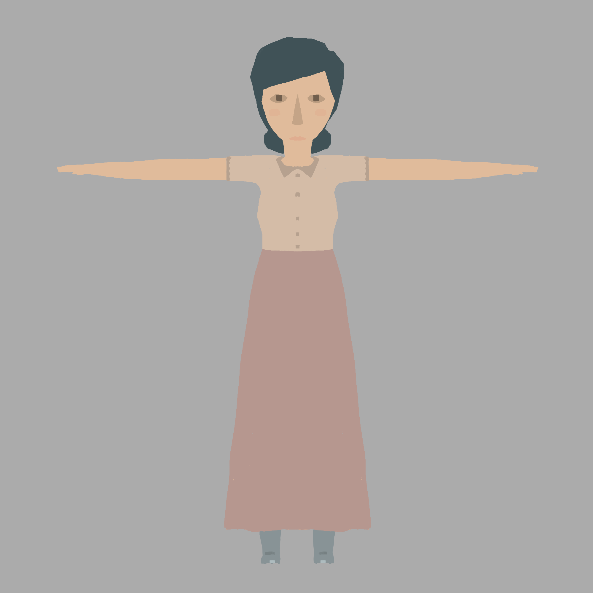 Mother Front TPose