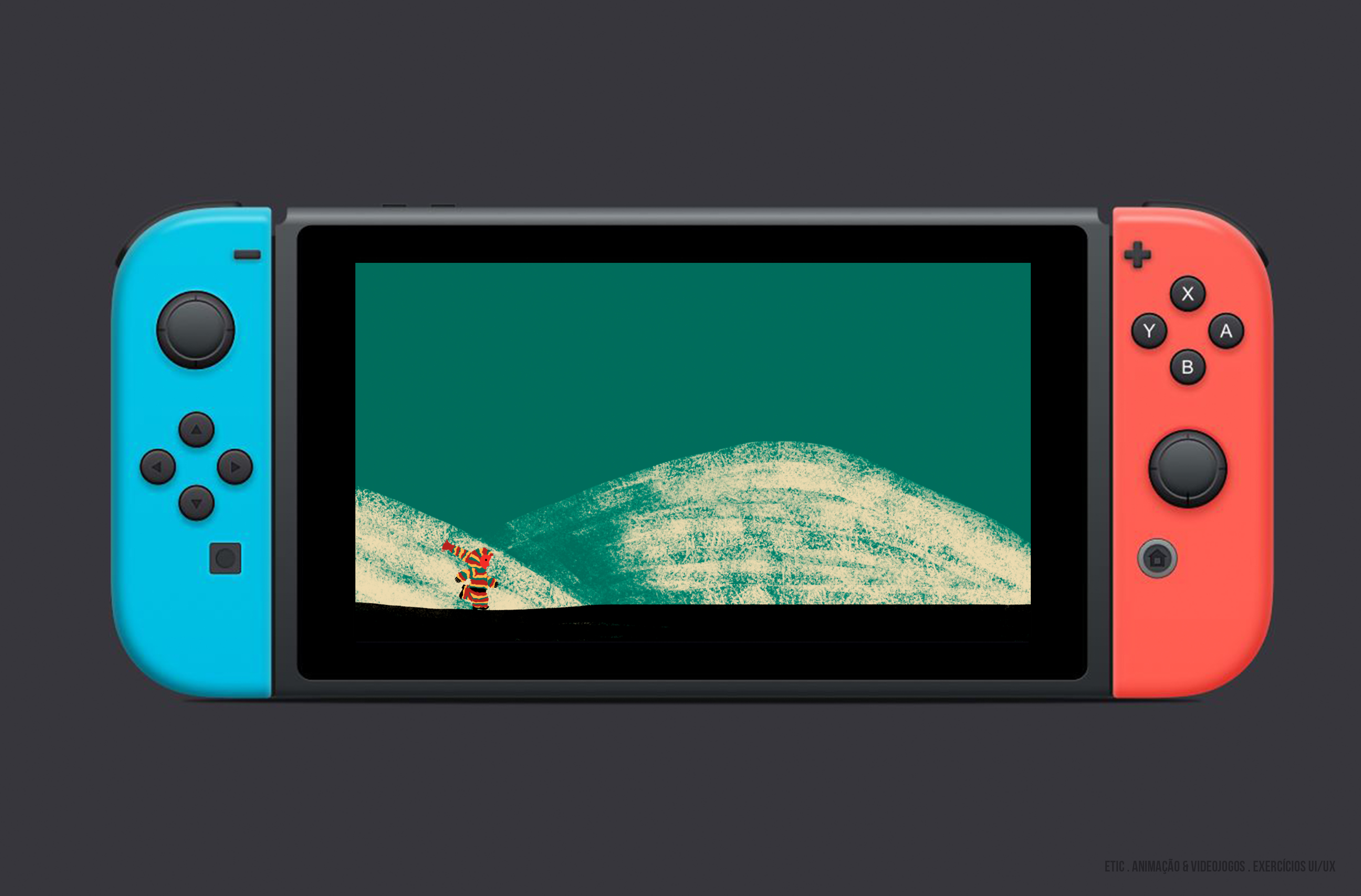 careto green switch