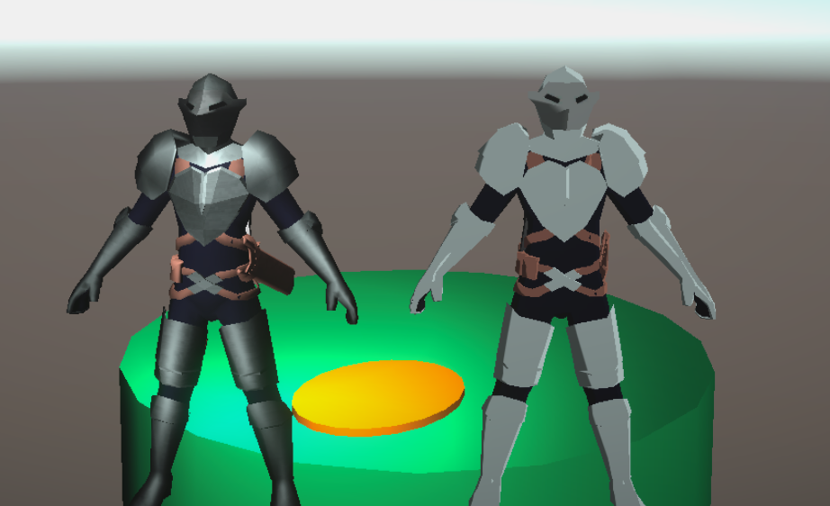 Knight textures
