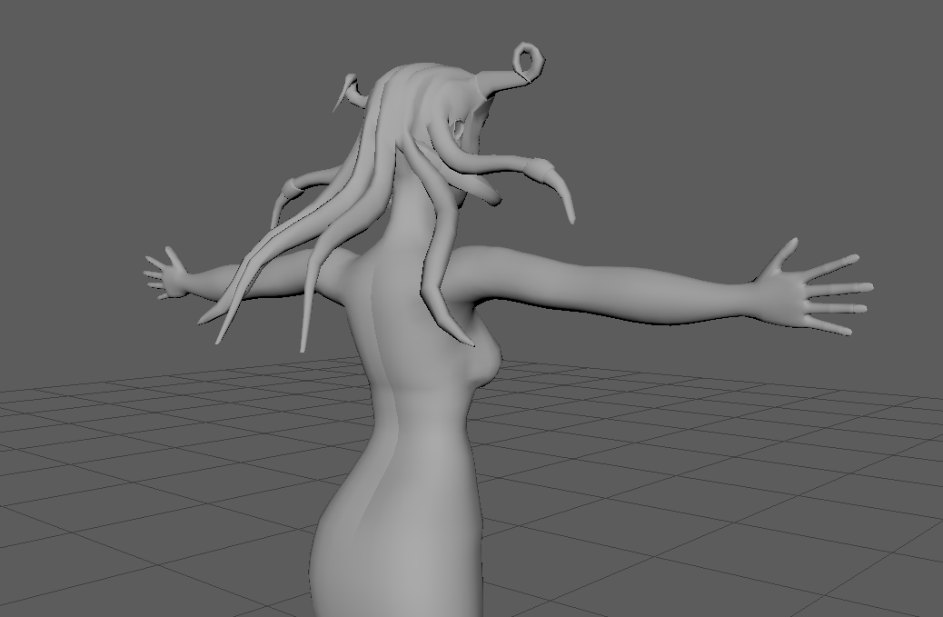 Rusalka_Model_Remake