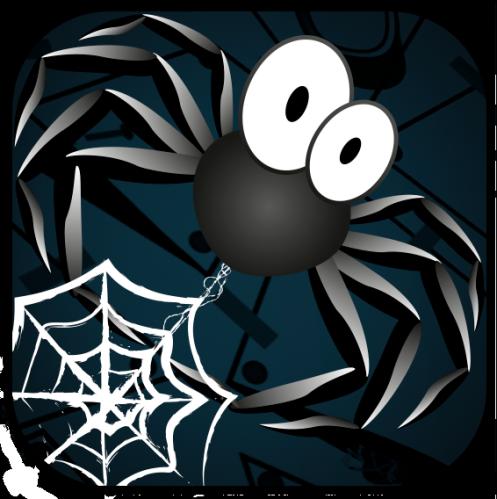 Spider rush icon