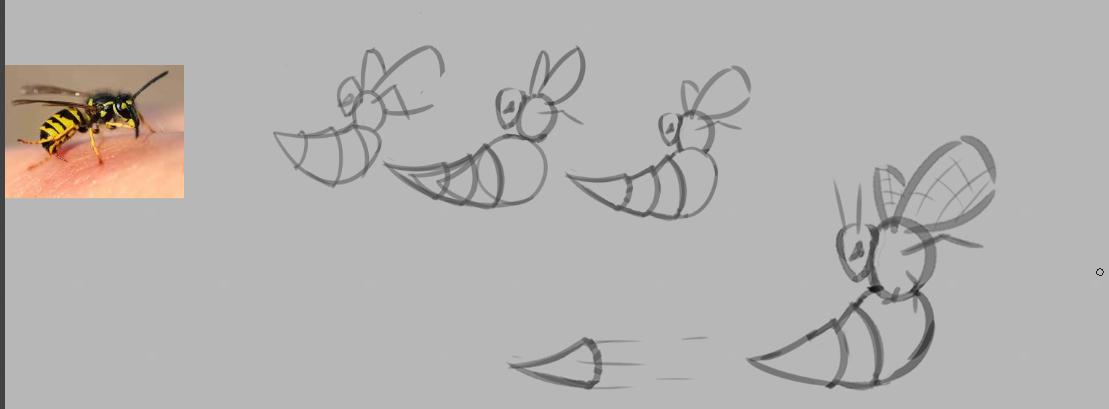 bee shooter
