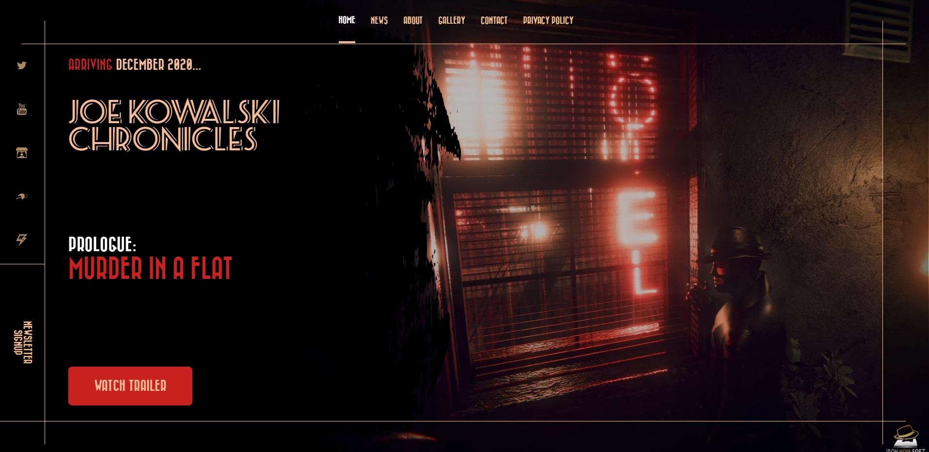 Joe Kowalski Chronicles Official Website