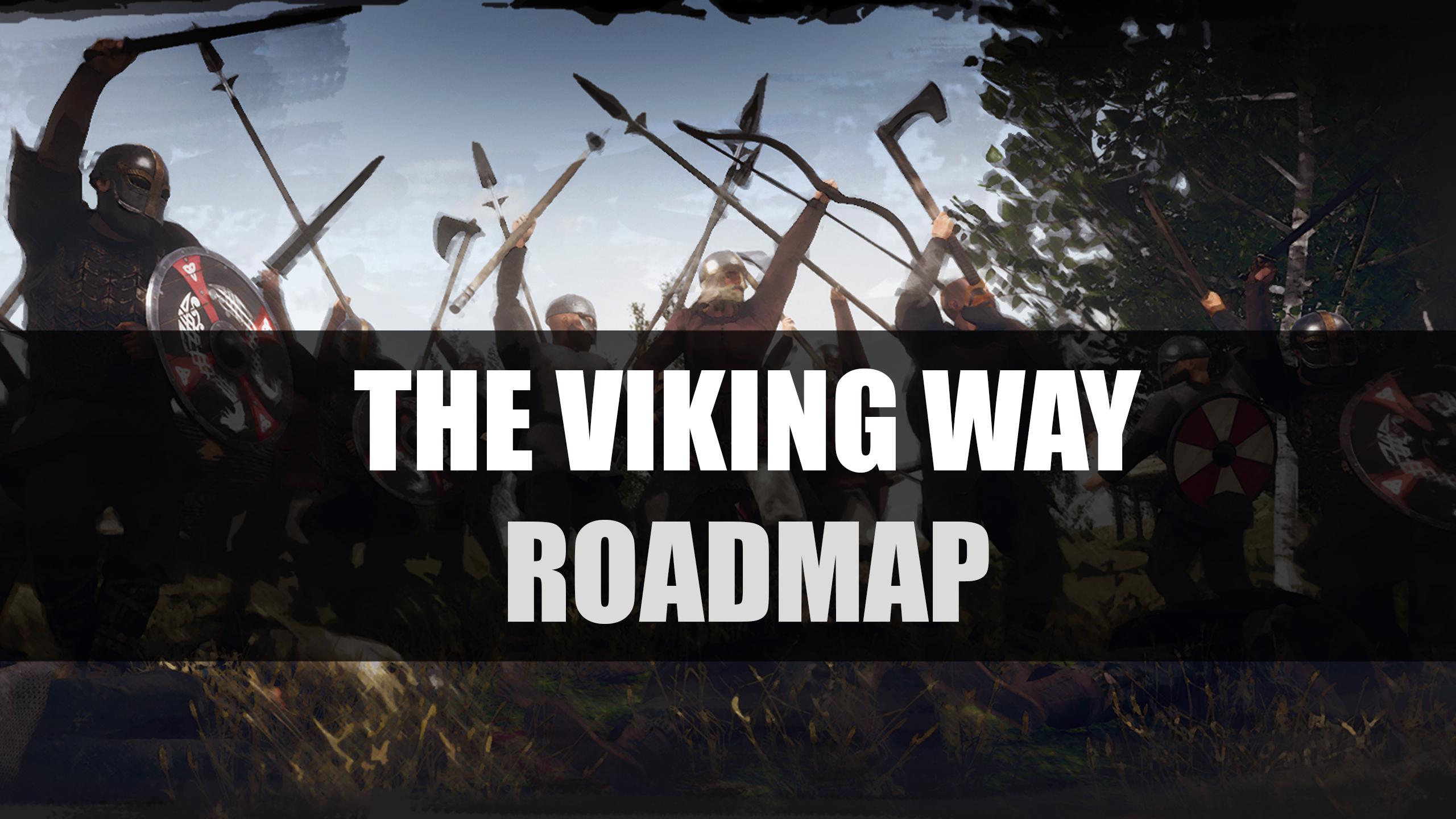 The Viking Way Roadmap