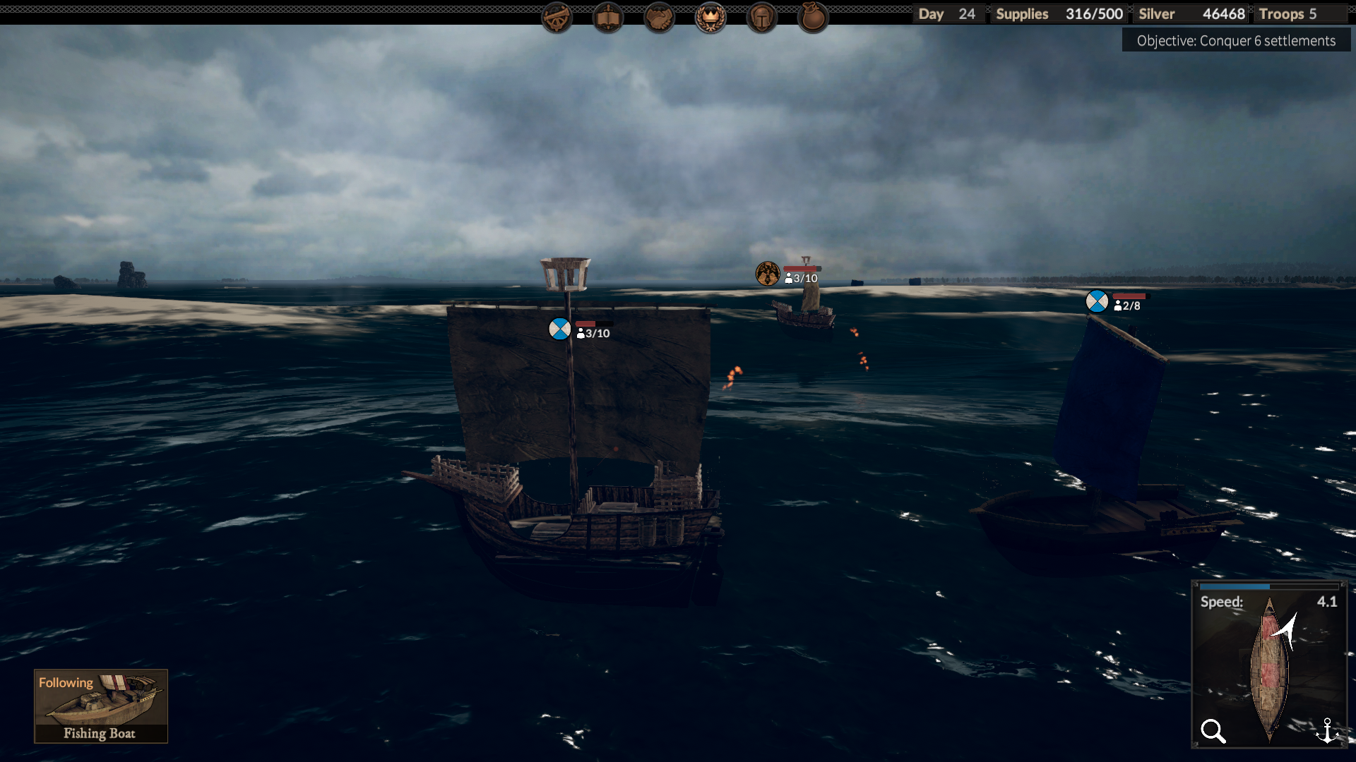 the viking way fight with pirate