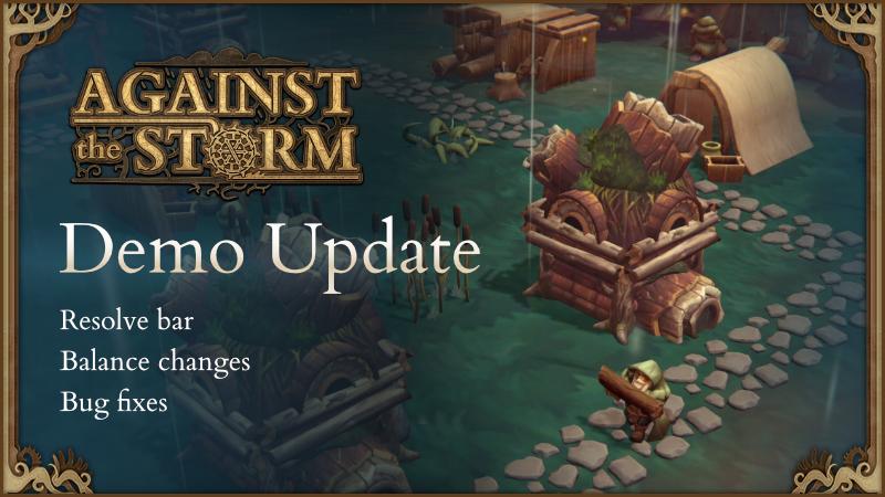 Demo Update