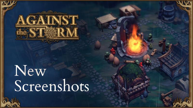 Against the Storm - New Screenshots