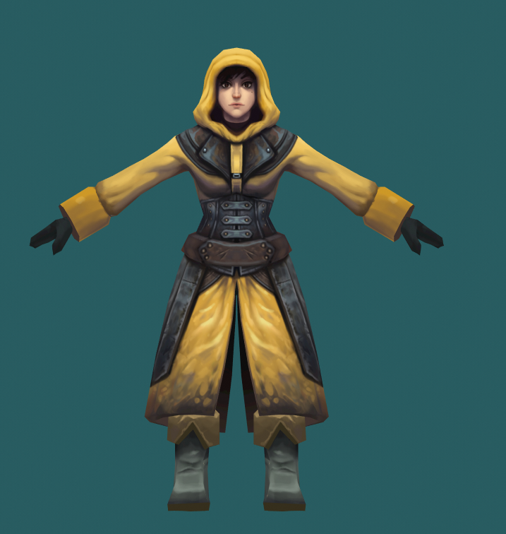 Against the Storm - Devlog #5 - Female human armor