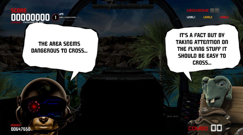 New episode: nightmare island