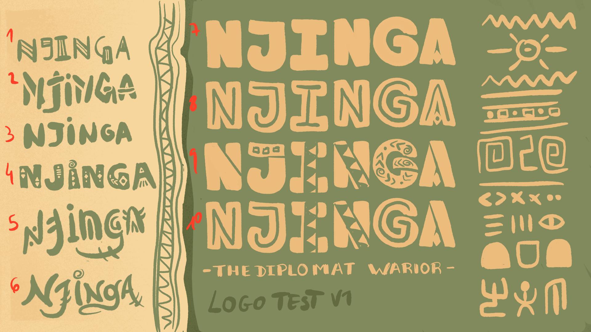 Njinga Logo