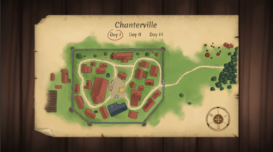 Requiro Map