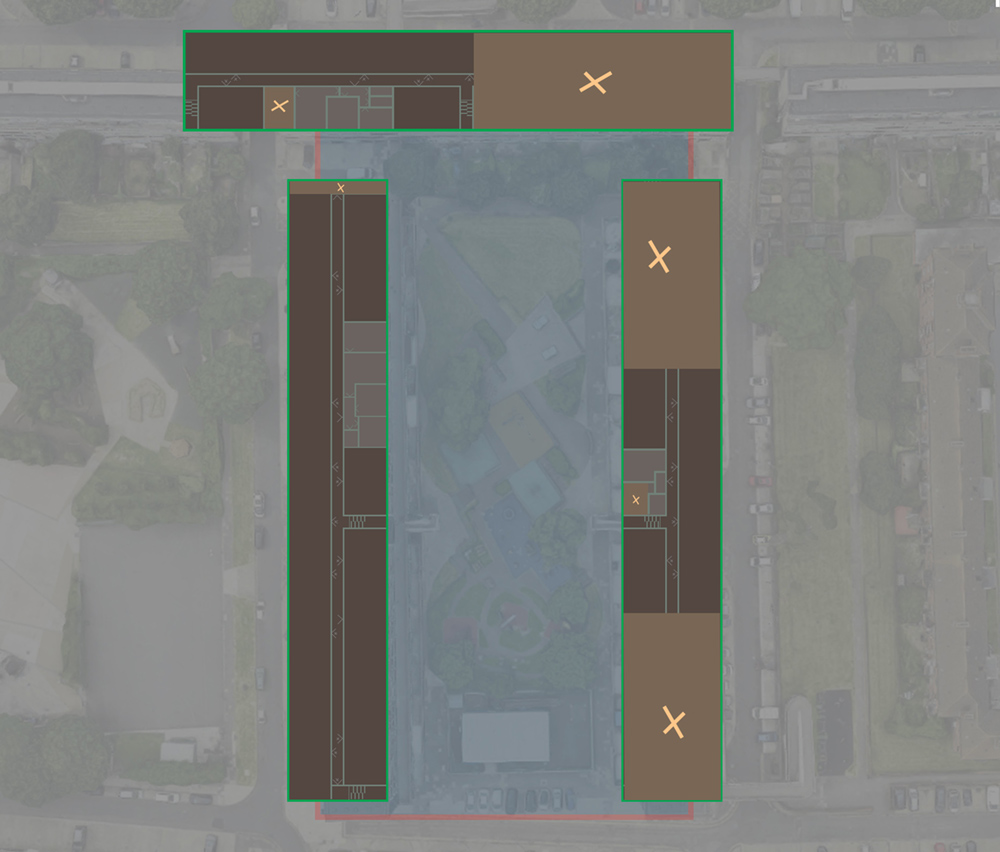 Apartments plan   example