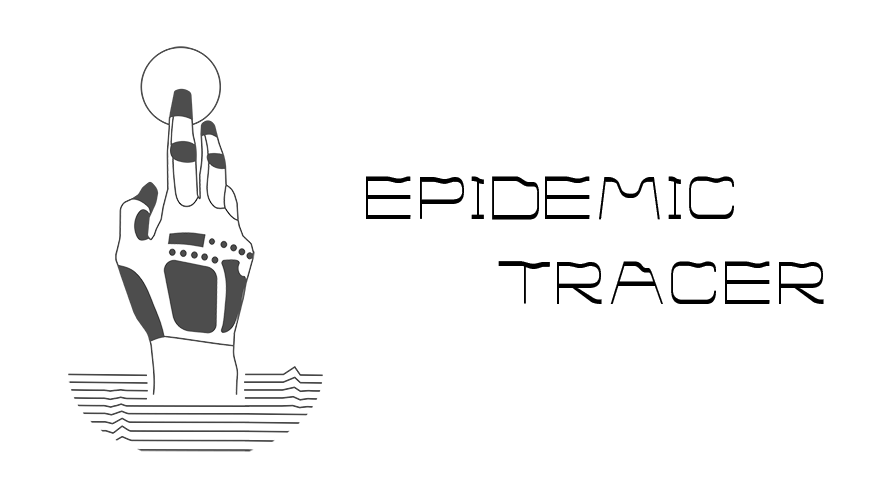 Epidemic Tracer - Logo