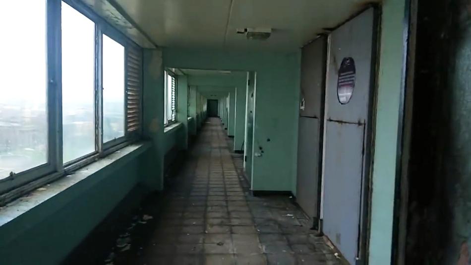 Epidemic Tracer -  Reference Orig Corridor