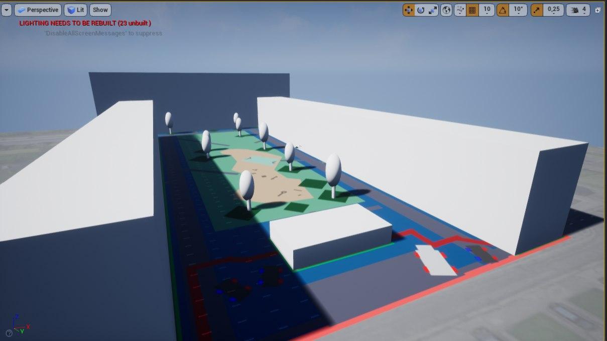 UE4 -  Screenshot 1