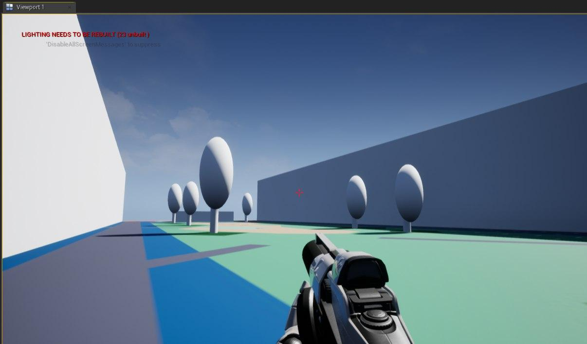 UE4 -  Screenshot 2