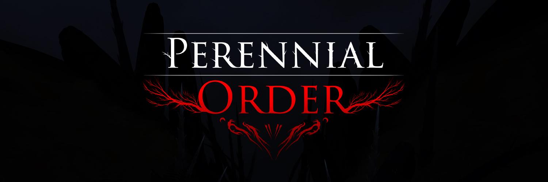 Perennial Order Logo Indie DB Ba