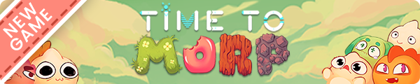 Time to Morp - Our new game