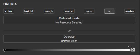 6 grid opacity