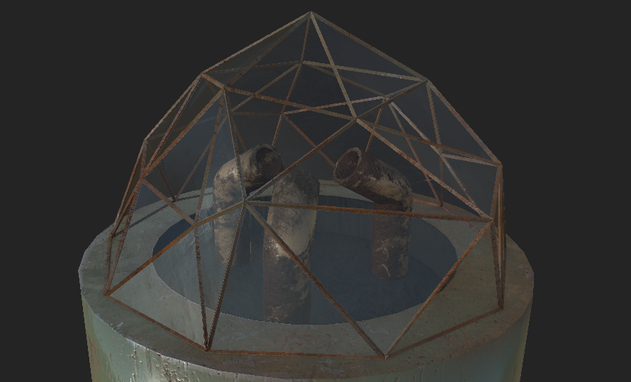 6 reactor substance