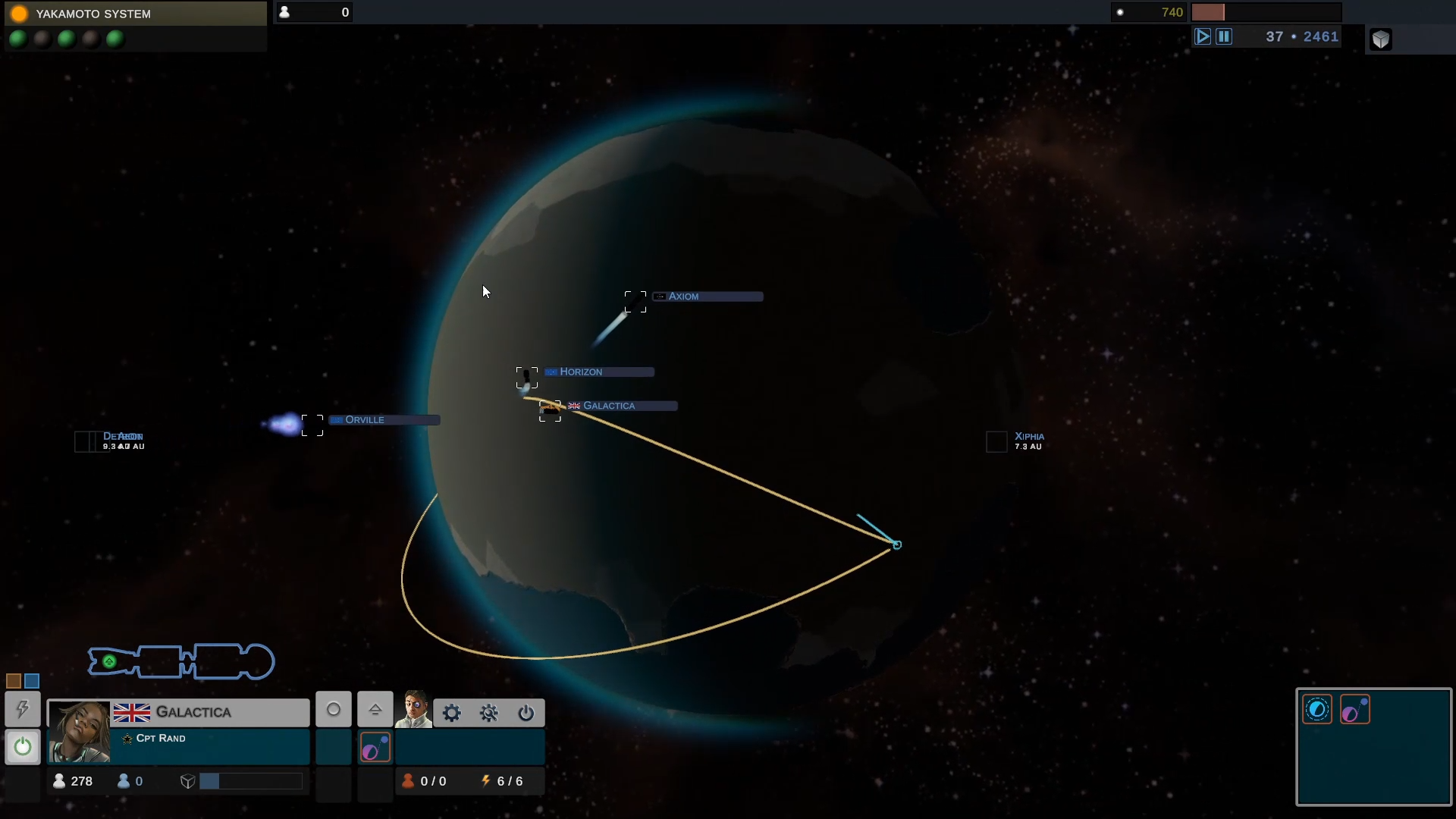 OrbitalEntry