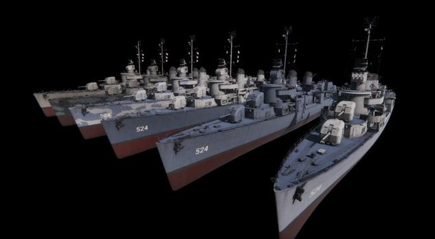 destroyer 4