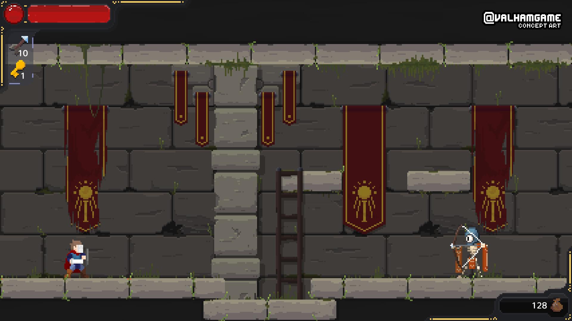 Dungeon 1 Interior
