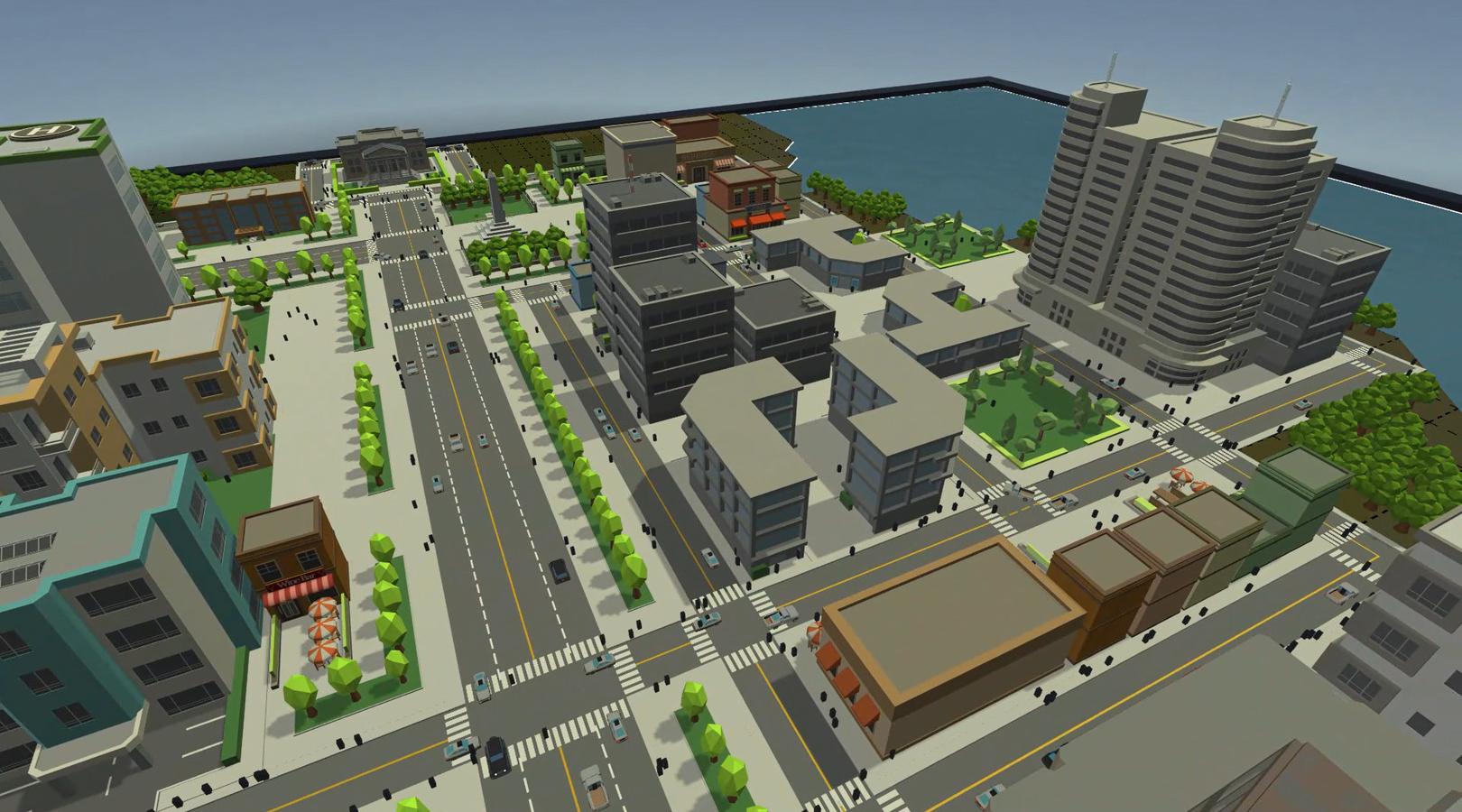 Silicon City Street