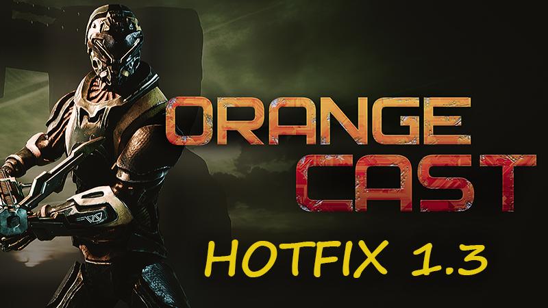 Hot FIX 1 3
