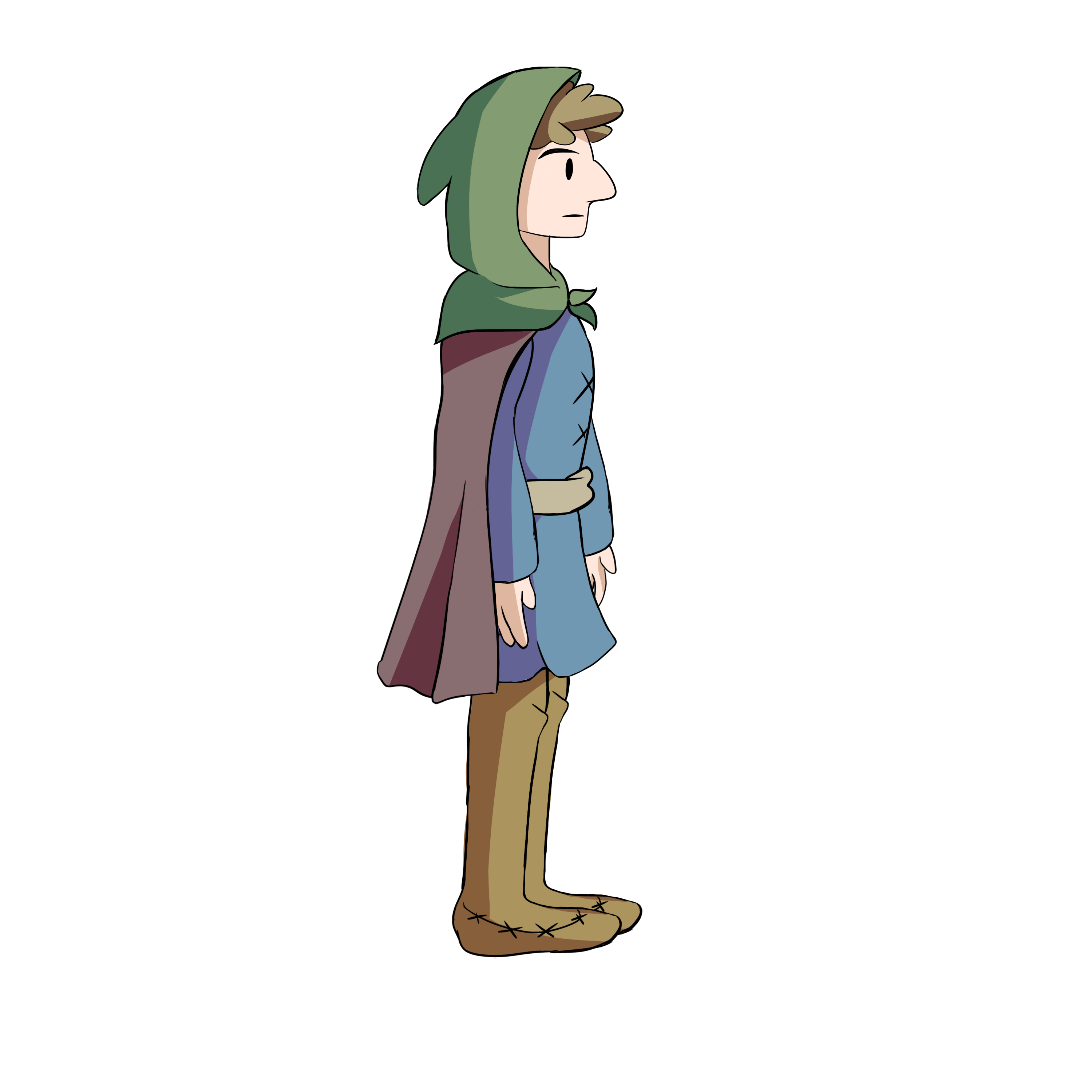 Our Playable character