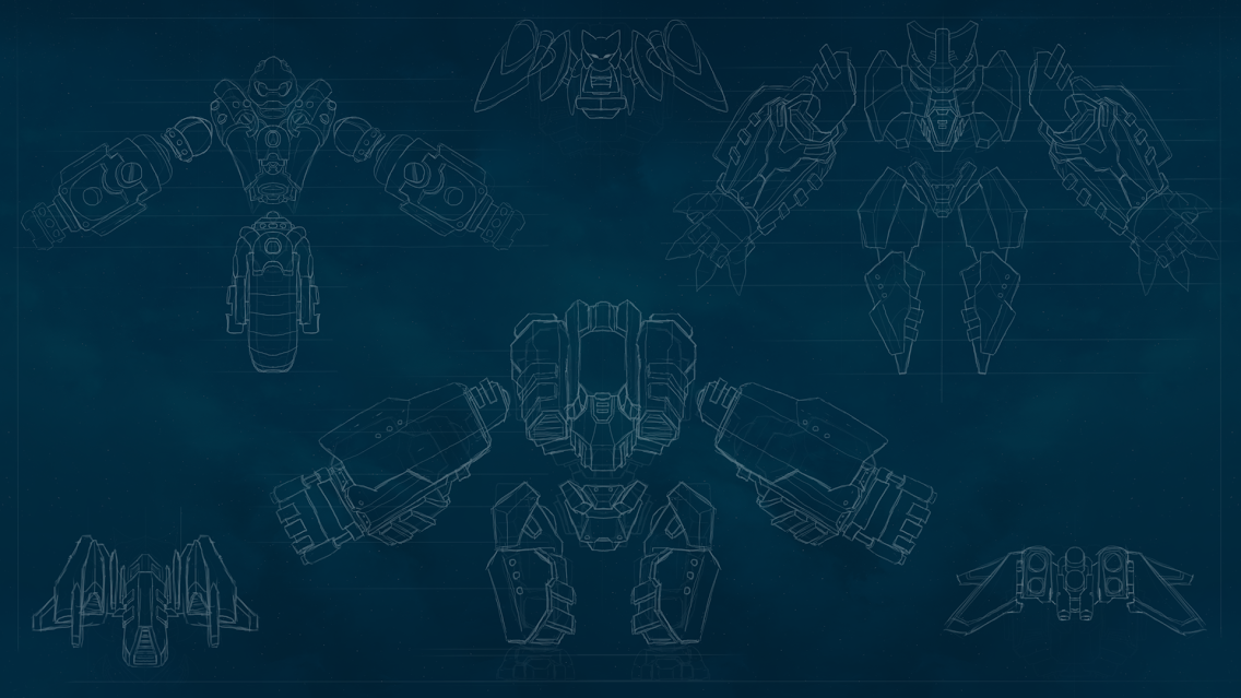 Early mech concept