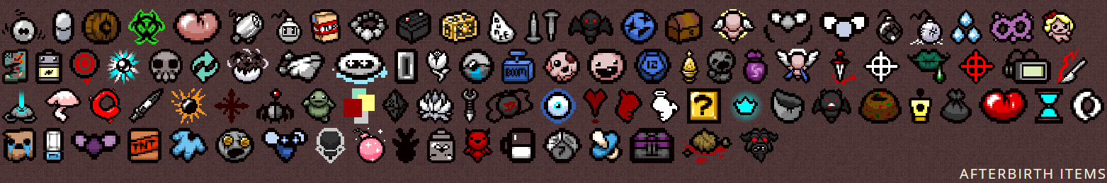 bindingOfIsaacItems