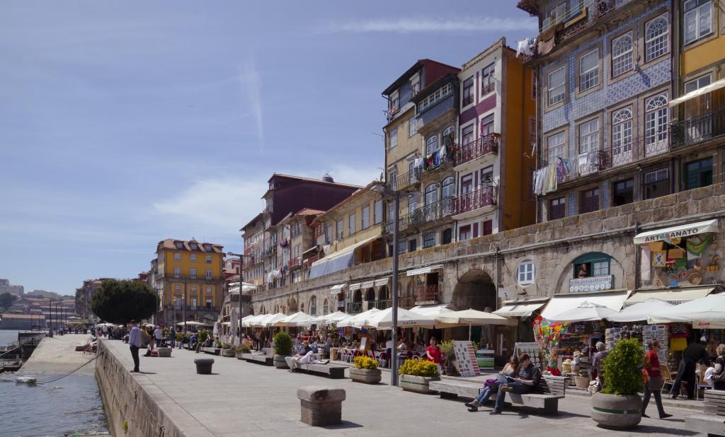 Cais da Ribeira, Porto