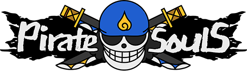 Pirate Souls Online RPG Text Logo