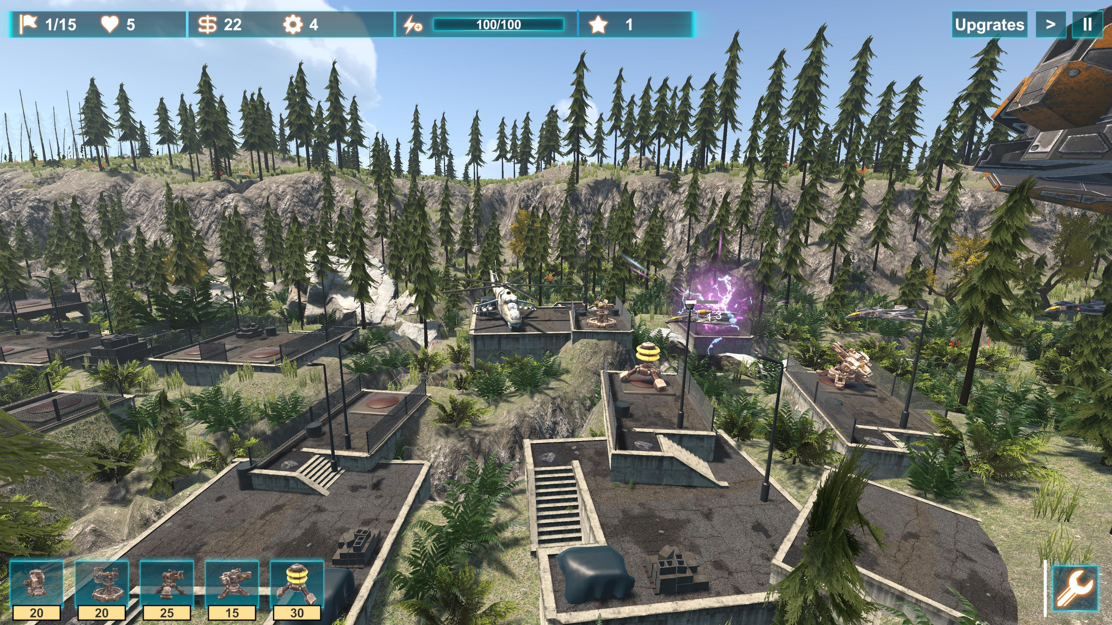 Tower Defense   Scifi 2021 01 09