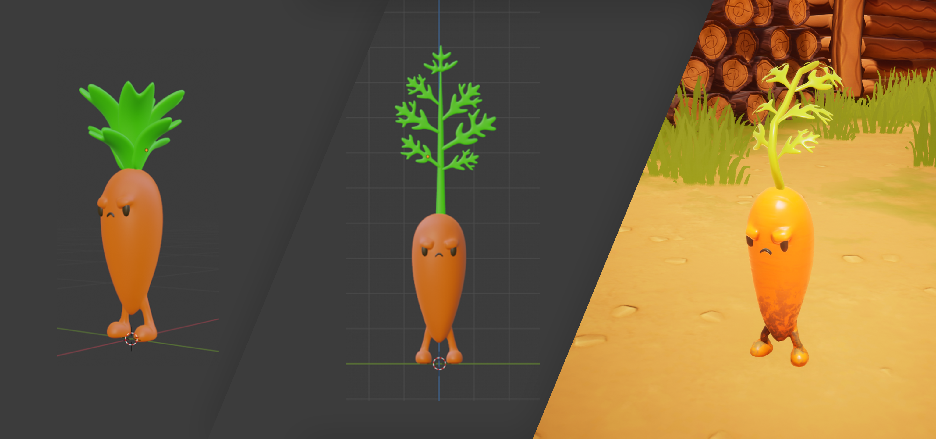 CarrotProgress